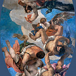 Paolo Veronese -- Jupiter Punishing the Vices, Part 2 Louvre