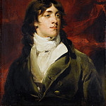 Part 2 Louvre - Thomas Lawrence -- Portrait of Charles William Bell (Thomas Bell)