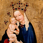 Bohemian -- Virgin and Child, Part 2 Louvre