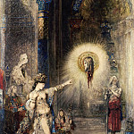 Gustave Moreau -- The Apparition, Part 2 Louvre