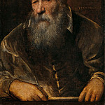 Part 6 Louvre - Anonymous Italian, after Jacopo Bassano il Vecchio -- Antonio da Ponte