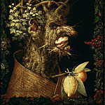 Part 6 Louvre - Giuseppe Arcimboldi -- Winter