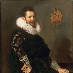 Part 6 Louvre - Frans Hals -- Paulus van Beresteyn, Man of the Law in Haarlem
