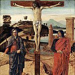 Giovanni Bellini -- Crucifixion, Part 6 Louvre