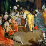 Part 6 Louvre - Federico Barocci (1526-1612) -- Circumcision of Christ