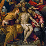 Part 6 Louvre - Francesco Albani (1578-1660) -- Lamentation
