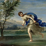 Apollo and Daphne, Francesco Albani