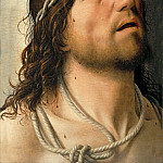 Part 6 Louvre - Antonello da Messina (c. 1430-1479) -- Christ at the Flagellation
