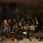 1679, Jan Havicksz Steen