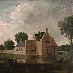 Unknown Artist -- Het slot Teylingen, 1640, Rijksmuseum: part 1