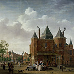 De Sint Antoniuswaag te Amsterdam, 1780-1790, Isaac Ouwater