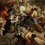 Kruisdraging, 1634-1637, Peter Paul Rubens