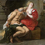 Cimon en Pero, 1630-1640, Peter Paul Rubens