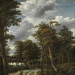 Looten, Jan -- Bosweg, 1650-1674, Rijksmuseum: part 1