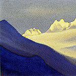 Roerich N.K. (Part 5) - Himalayas # 80