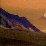 Roerich N.K. (Part 2) - Sunset # 37 Himalaya (Pink fog)