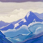 Roerich N.K. (Part 5) - The Himalayas # 109 Among the ridges