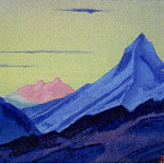 Roerich N.K. (Part 5) - The Himalayas # 2 Dawn