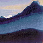 Roerich N.K. (Part 5) - The Himalayas # 144 The snowy summit
