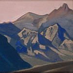 Roerich N.K. (Part 5) - Evening # 4 (Himalayas. Sierra)