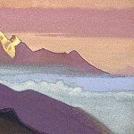Roerich N.K. (Part 5) - The Himalayas # 35 The Unapproachable Stronghold