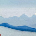 Roerich N.K. (Part 5) - Himalayas # 26 Foggy morning