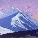 Roerich N.K. (Part 5) - Kanchenjunga # 36 Sunset