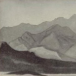 Roerich N.K. (Part 5) - Himalayas. Morning