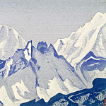 Roerich N.K. (Part 5) - Himalayas # 93 snowy kingdom
