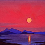 Roerich N.K. (Part 5) - # 141 morning morning (Violet silence)