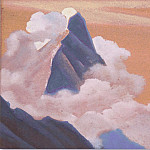 Roerich N.K. (Part 5) - The Himalayas (Lonely Peak)