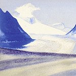 Roerich N.K. (Part 5) - Pass # 59 Pass (icy road into the sky)