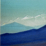 Roerich N.K. (Part 5) - The Himalayas # 29 The Pearl Ridge