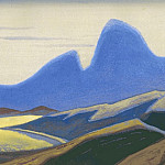 Roerich N.K. (Part 5) - Mountain lake # 122