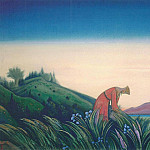 Good grass # 44 Good Herbs , Roerich N.K. (Part 5)