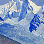 Roerich N.K. (Part 5) - The Himalayas # 119 The Snow Wall