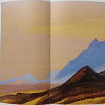 The Himalayas # 2, Roerich N.K. (Part 5)