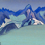 Roerich N.K. (Part 5) - The Himalayas # 119 Gems of the mountains