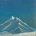 Roerich N.K. (Part 5) - Night - Everest # 27 (Night Everest.)