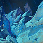 Roerich N.K. (Part 5) - Guards overnight