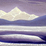 Roerich N.K. (Part 5) - # 65 Himalaya mountains of mist