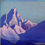 The Himalayas # 130, Roerich N.K. (Part 5)