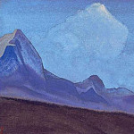 Roerich N.K. (Part 5) - The Himalayas # 34 Consonance of outlines