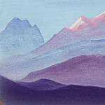 Roerich N.K. (Part 5) - The Himalayas # 39 The Vision of the Fog
