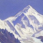 The Himalayas # 125 The Giant, Roerich N.K. (Part 5)
