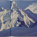 The Himalayas # 161, Roerich N.K. (Part 5)