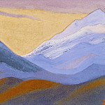 Roerich N.K. (Part 5) - The Himalayas # 40 Evening Peace