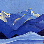 Roerich N.K. (Part 5) - The Himalayas # 146