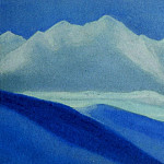 Roerich N.K. (Part 5) - Himalayas # 45 Gray vertex