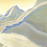 The Himalayas # 21 The Ice Saga, Roerich N.K. (Part 5)